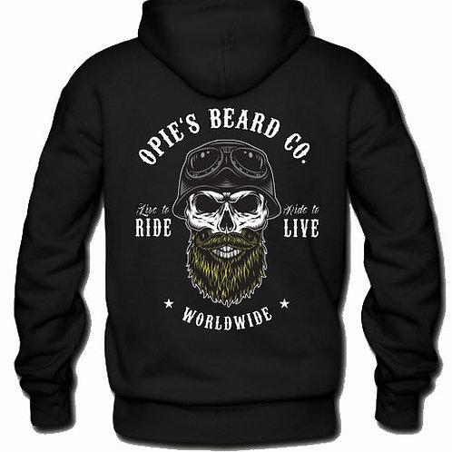 Opie's Hoodie Biker