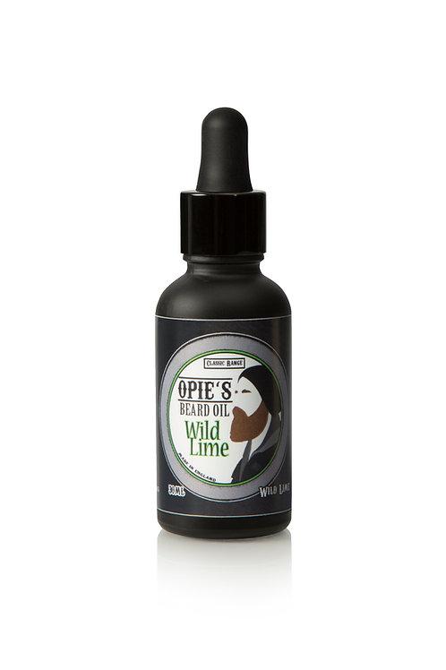 Wild Lime Beard Oil 30ml