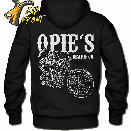 Opie's ZIP Hoodie Mayhem