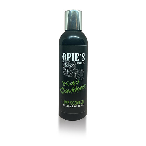 Beard Conditioner Lime Scented 200ml