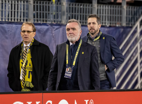 """One Of The Toughest Days"": Ian Ayre On Nashville's Withdrawal"