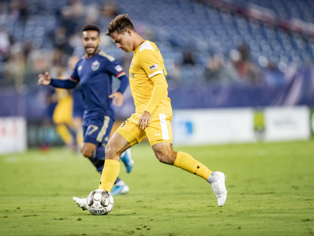 Player's Perspective: How Nashville SC Is Handling The Coronavirus Pandemic
