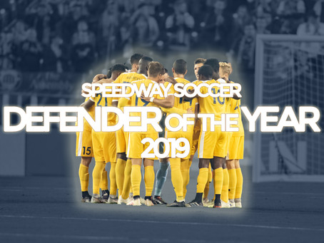 Speedway Soccer 2019 Defender Of The Year Voting