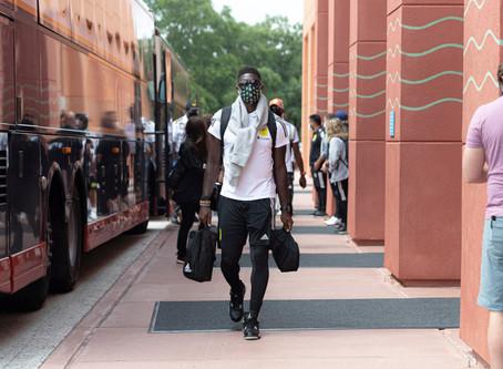 Nashville SC Arrives In Orlando For MLSisBack Tournament