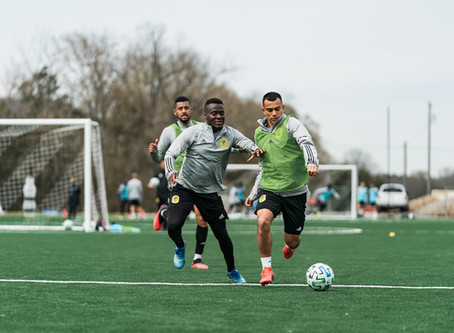 MLS Teams Allowed To Return To Full Training