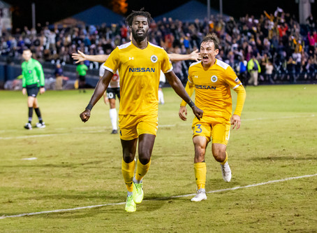PHOTOS: Nashville SC 3 - 1 Charleston Battery