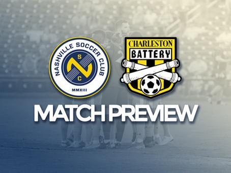 Preview: Nashville SC v Charleston Battery