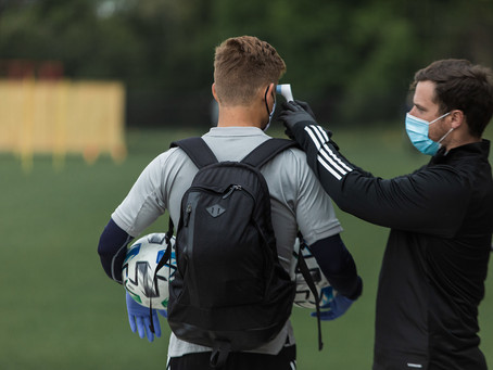 MLS Clubs To Begin Voluntary Group Training Sessions
