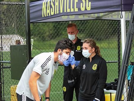 More Positive Covid Tests For Nashville