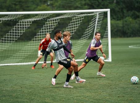 "Nashville SC To Enter MLS ""Bubble"" Wednesday"