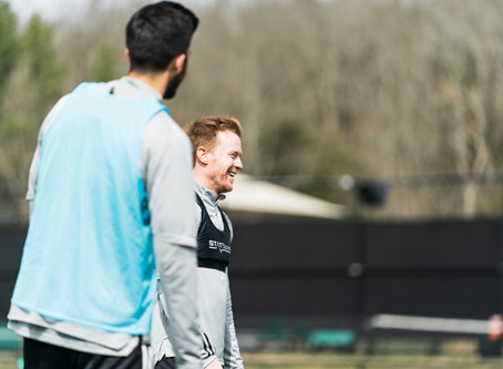 Nashville's Return To Individual Training A Baby Step Towards Playing Matches