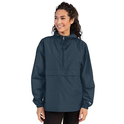 Embroidered Champion Packable Jacket - PRO 2A Collection