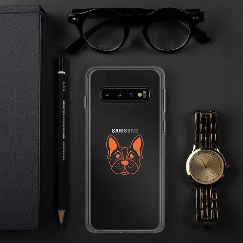 Little Frenchie Samsung Case