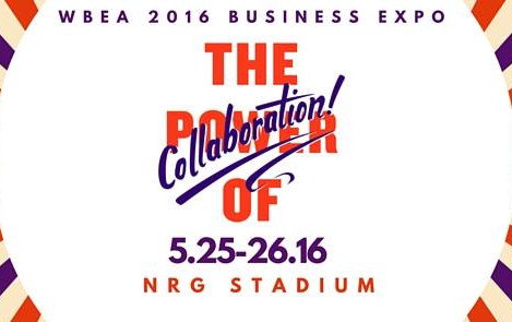 Exebridge is an Exhibiting Sponsor of the 2016 WBEA Business Expo at NRG Center