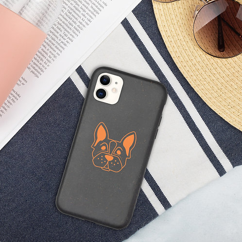Little Frenchie - Biodegradable phone case