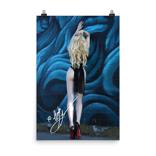 Photo paper poster Digitally Signed  EMPP-01