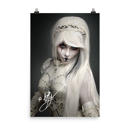 Photo paper poster Digitally Signed  EMPP-04