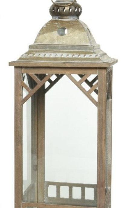 lantern sapin a/toit zinc
