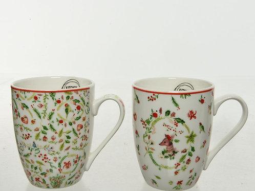 mug porcelaine 2ass