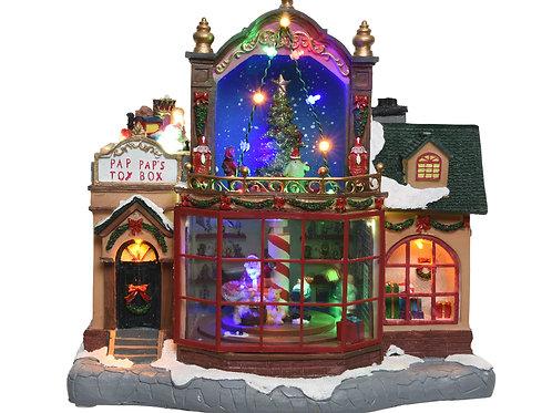 LED magasin jouets p/interieur