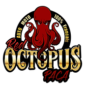 Logo poulpe Red Octopus PACA fond transp