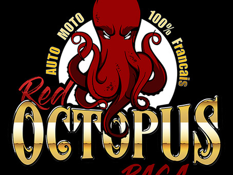 RED OCTOPUS, le poulpe qui nettoie !