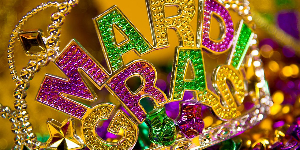 Divas Day Out Tally Day 2 Goes to Mardi Gras!