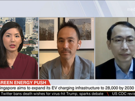 Charge+: Plans for the Singapore EV Market