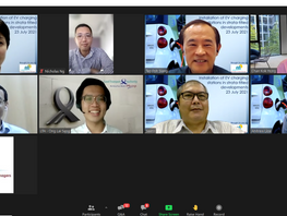 Charge+ CEO was invited by the Association of Strata Managers (ASM) for a webinar session.