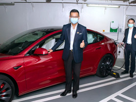 Charge+ partners OCBC Bank to offer holistic package for buyers of Tesla Electric Vehicles