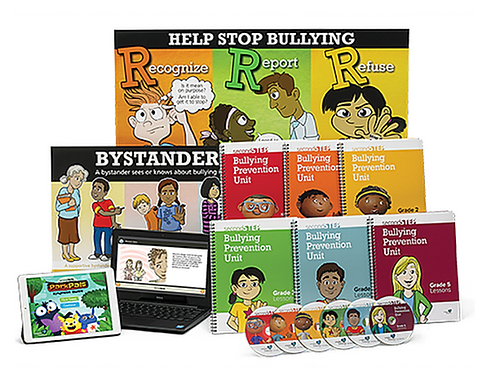 Second Step Bullying Prevention Unit Foundation - Year 5 Bundle