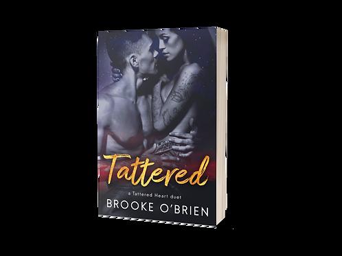 Tattered (#2) - Signed Paperback