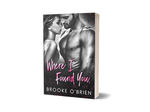 Where I Found You (Hearts Compass) - Signed Paperback