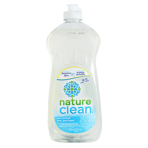 Dishwashing Liquid (740ml) - Fragrance Free