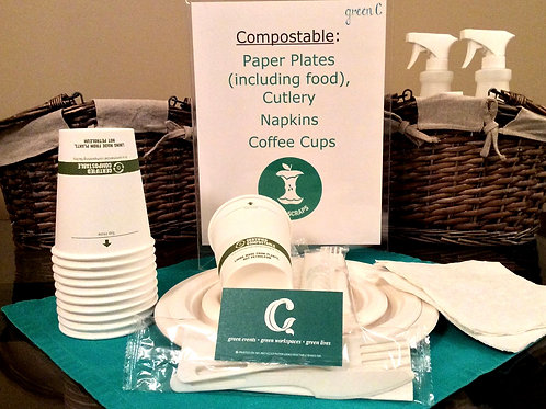 Compostable Food Ware