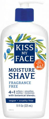 Kiss My Face Moisture Shave (325ml)
