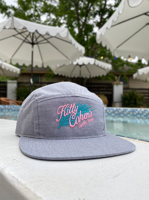Kitty Cohen's Palm 5-Panel Hat