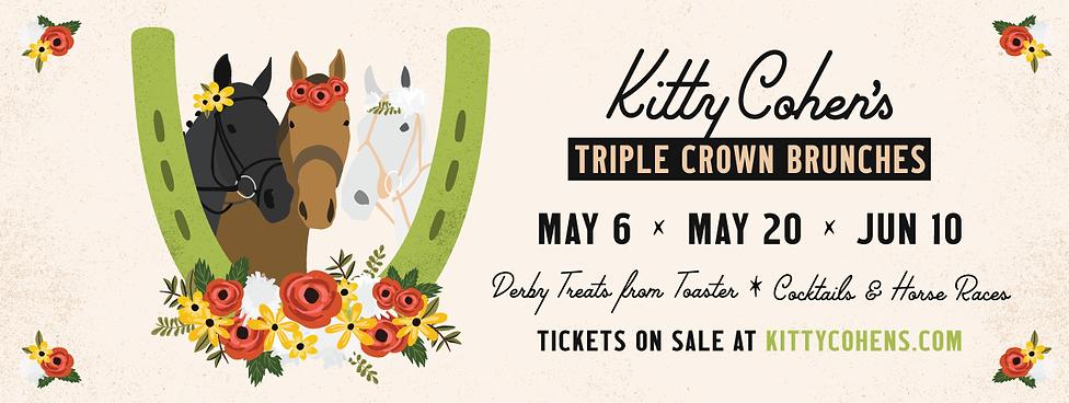 Kitty Cohen's Triple Crown