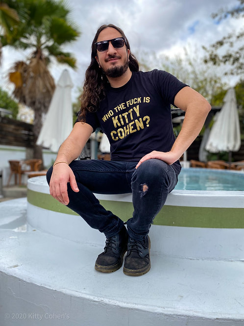 Kitty Cohen's WTF Tee