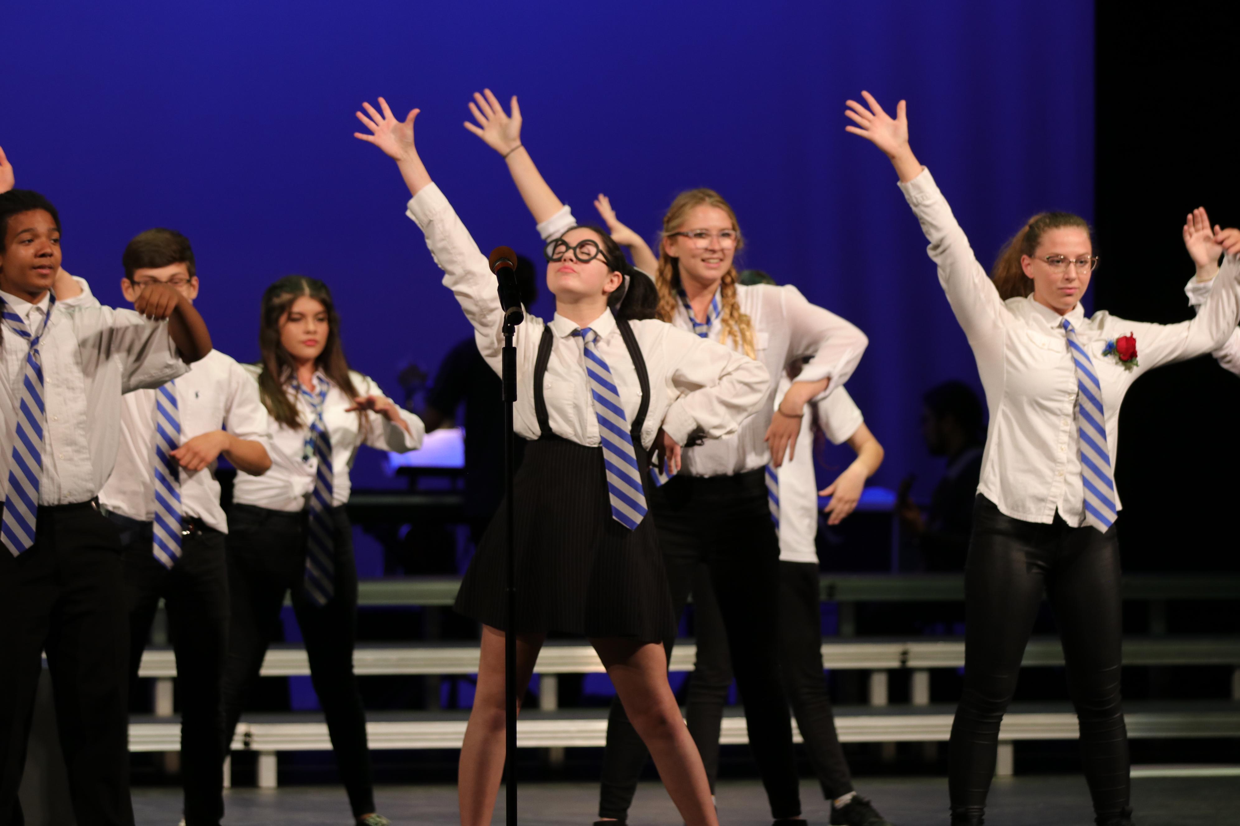 Freshman Ensemble