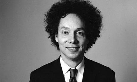 The dude's got great hair (Malcolm Gladwell, source: Getty Images)
