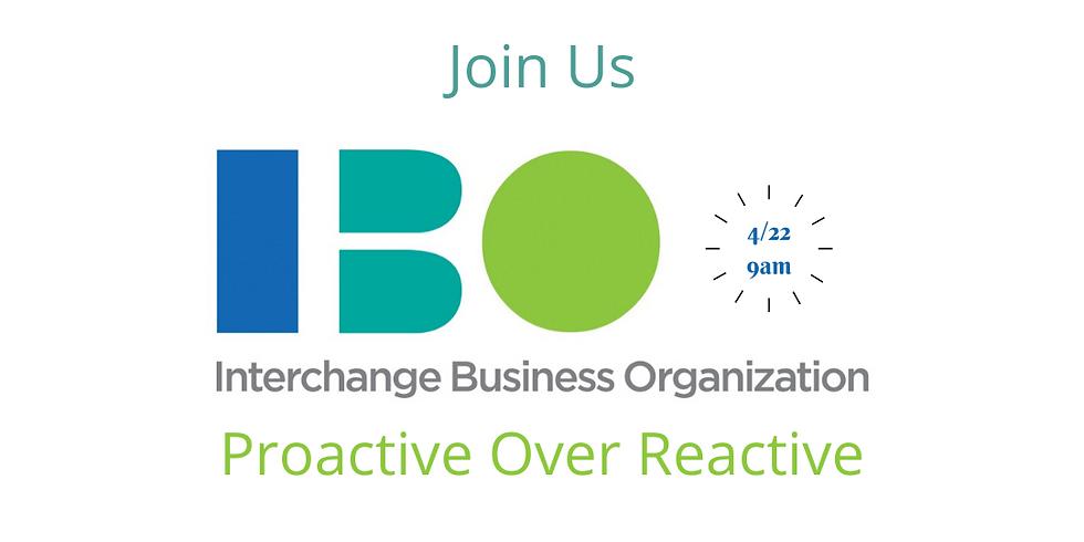 Proactive Over Reactive