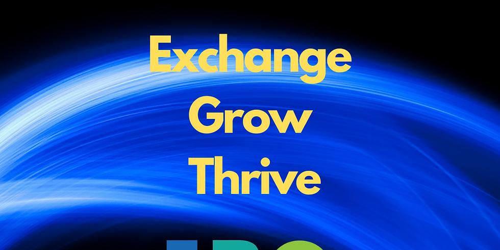 Exchange Grow Thrive