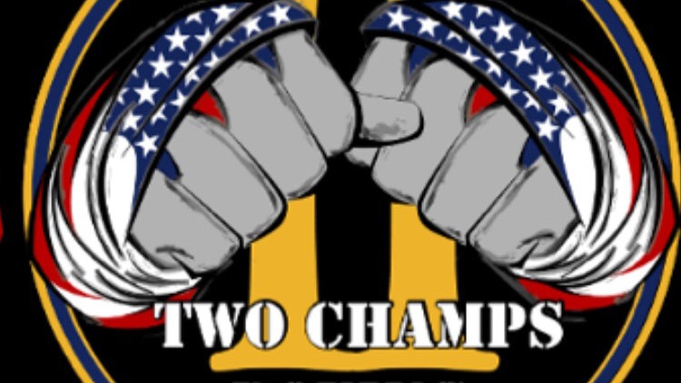 Two Champs Boxing Monster Party