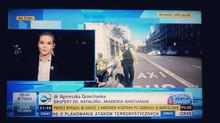 Dr Agnieszka Grzechynka o zamachach w Katalonii