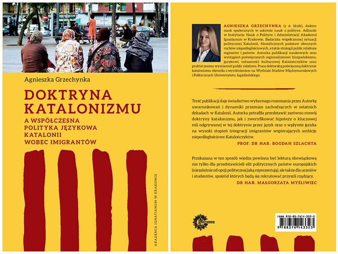 Przełomowa publikacja na temat Katalonii już wkrótce na rynku!