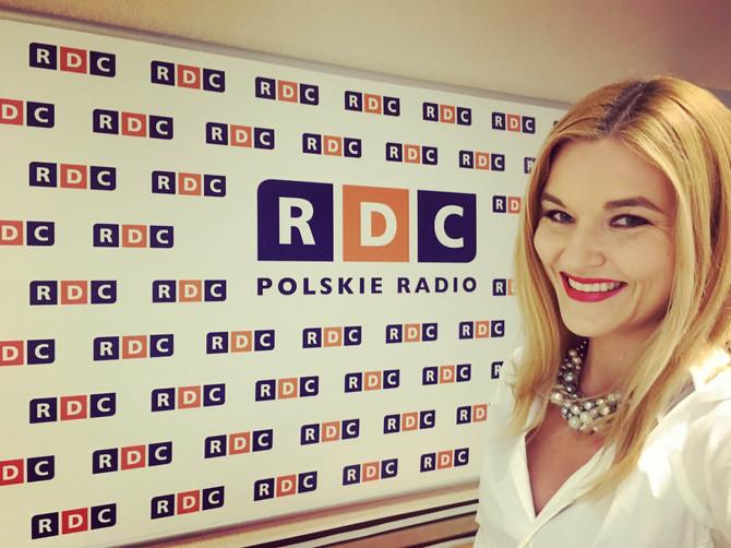 Polskie Radio RDC o networkingach biegowych Run Public!