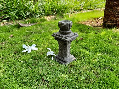 Tulsi Vrundavan (Miniature in Stone)