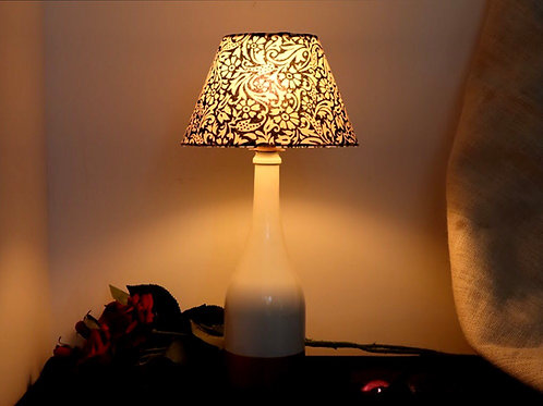 Lamp-abstract