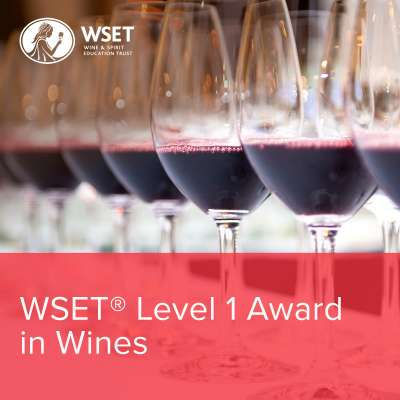 May 9 WSET Level 1 Award in Wines